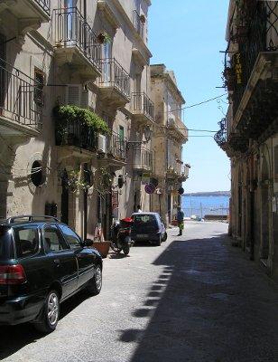 Appartamento per vacanze in ortigia nel centro storico for Hotel siracusa centro storico