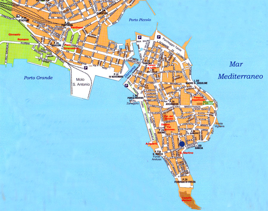 holiday apartment in Ortigia Siracusa Sicily