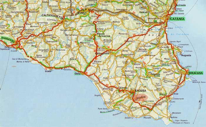 Casa vacanze con due appartamenti indipendenti con terrazza e cartina della sicilia sud orientale thecheapjerseys Gallery